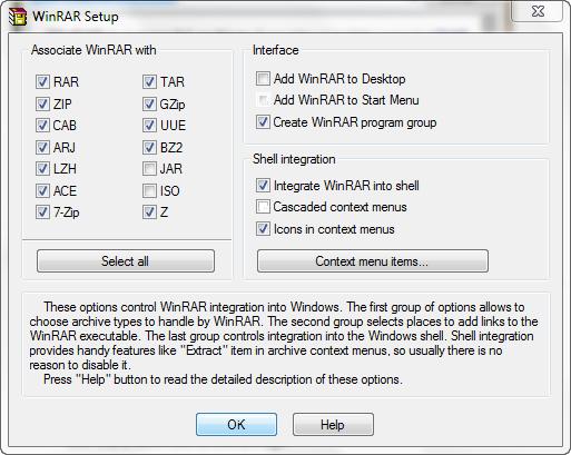 FileRatings com - FileOpener - Download WinRAR 32 bit